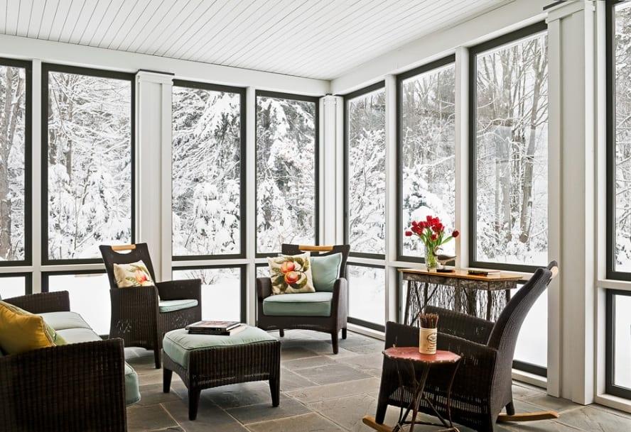all season room porch