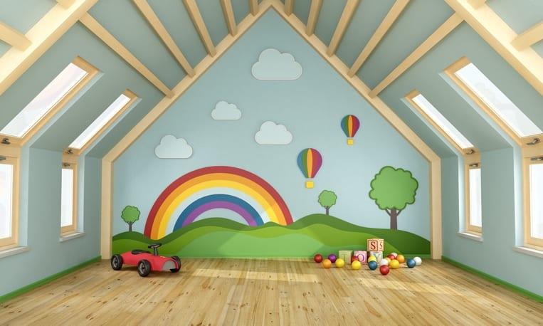 Attit playroom