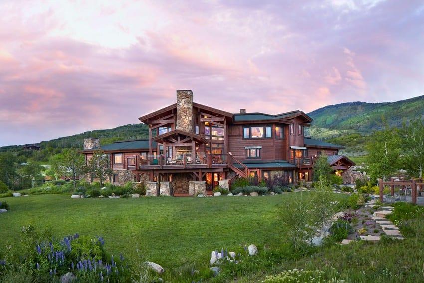 architecture modern ranch