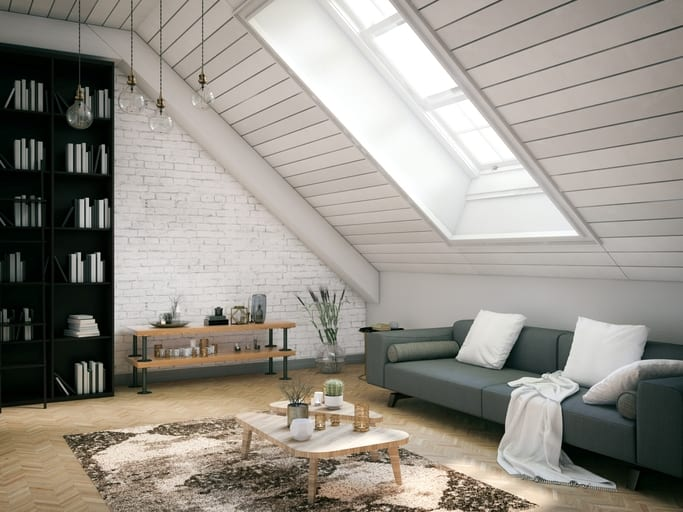 Library attic