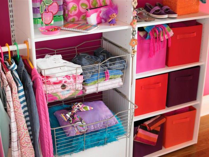 how to organize a tiny closet ideas