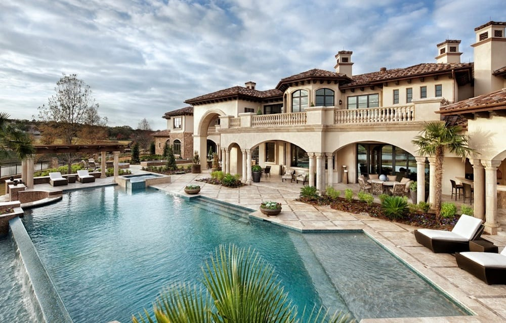 Have you thought about your dream home? Image Via: JAUREGUI Architecture Interiors Construction