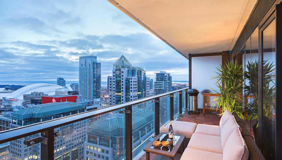apartment balcony