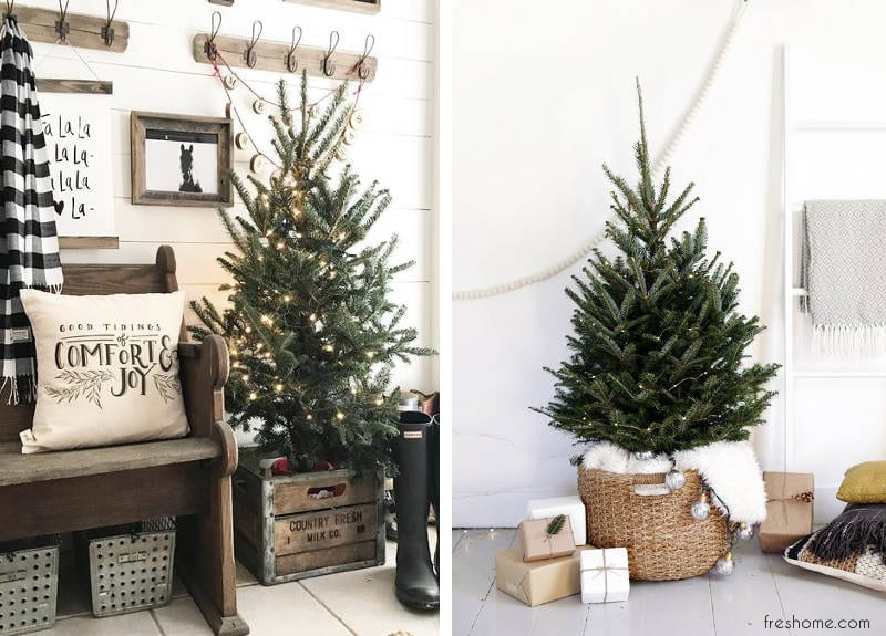 christmas tree decoration ideas - freshome.com