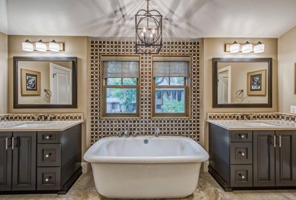 bathroom upgrades lighting