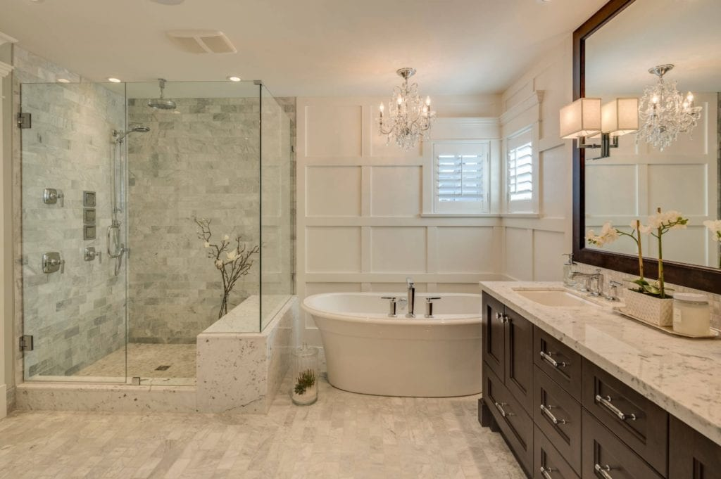 bathroom upgrades master bath