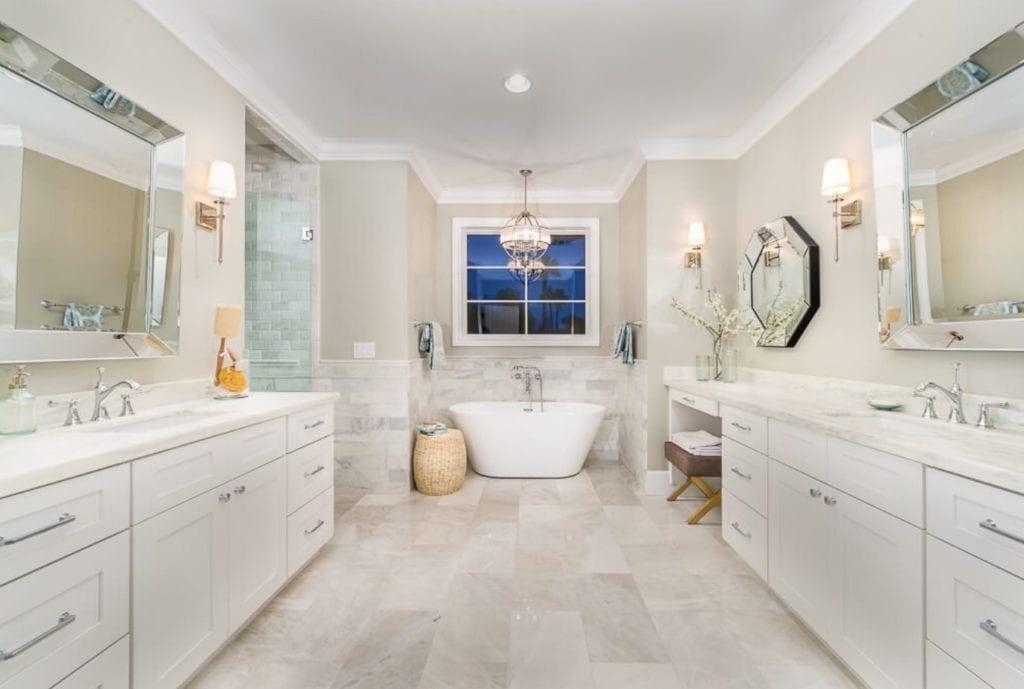 bathroom upgrades tub shower