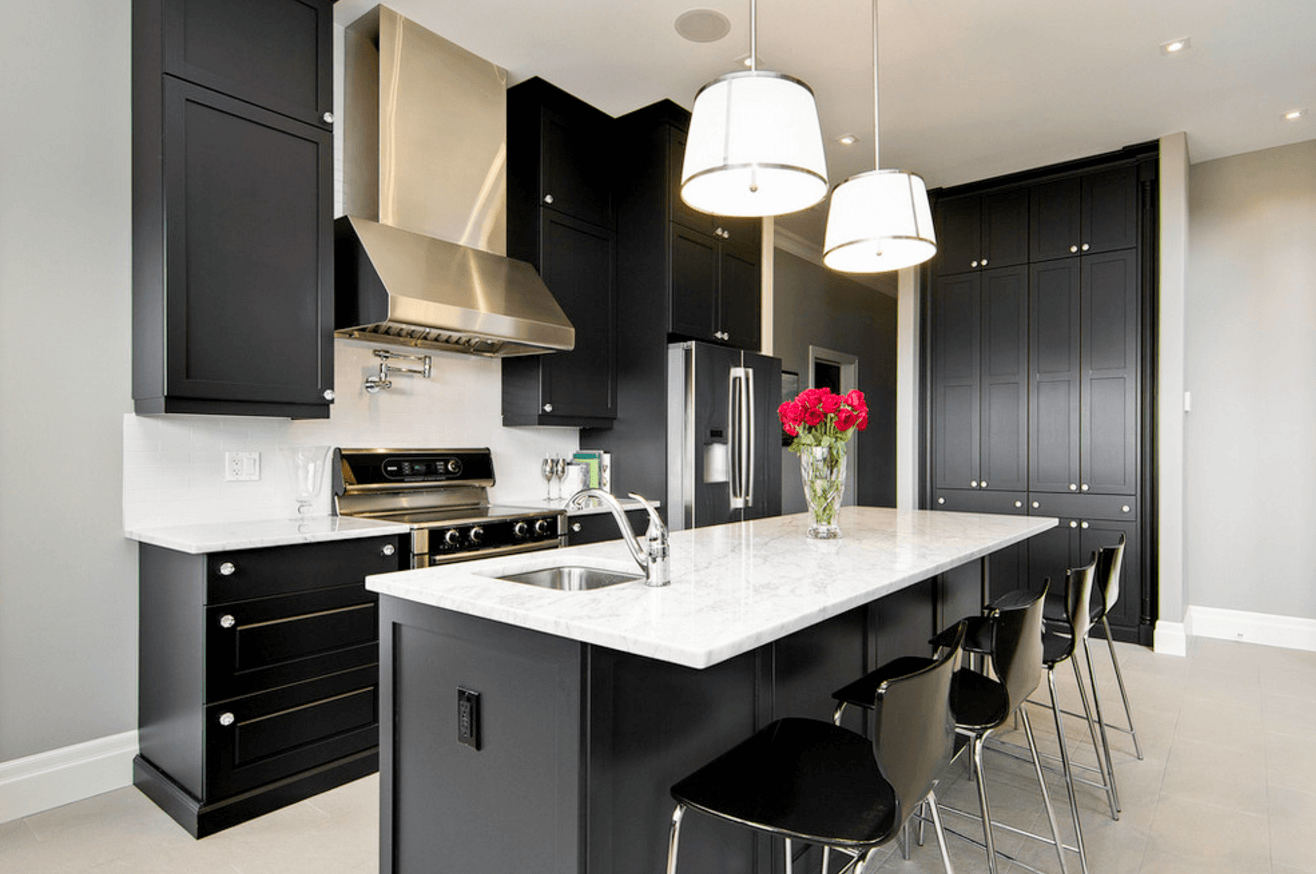 23 Black Kitchen Ideas for the Bold, Modern Home