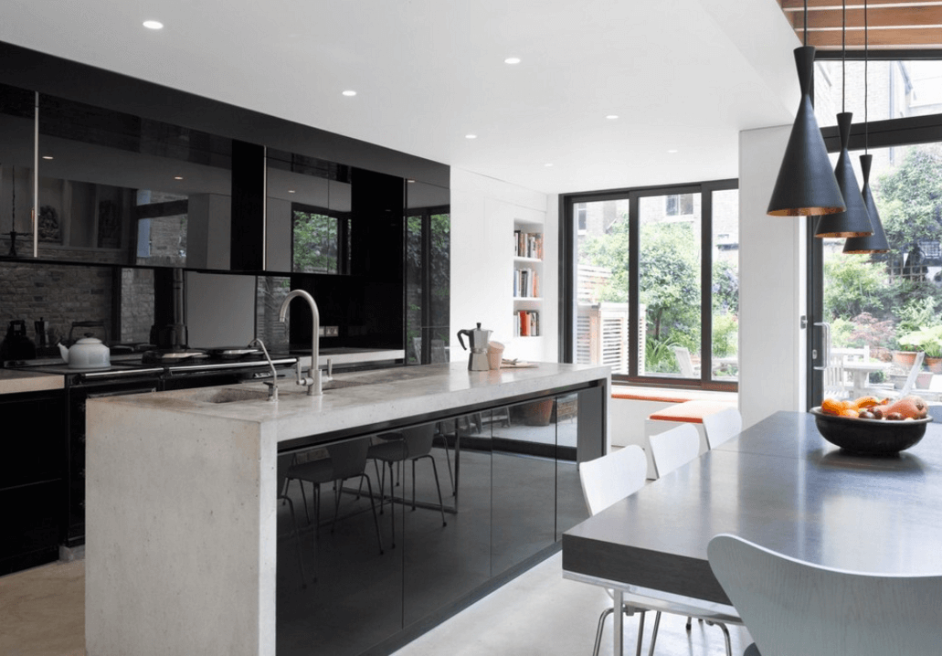 31 Black Kitchen Ideas For The Bold Modern Home
