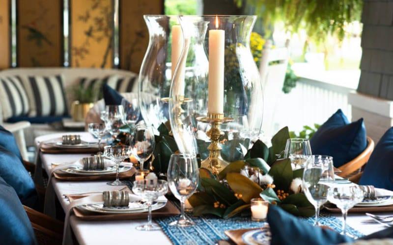 thanksgiving table setting ideas - freshome.com