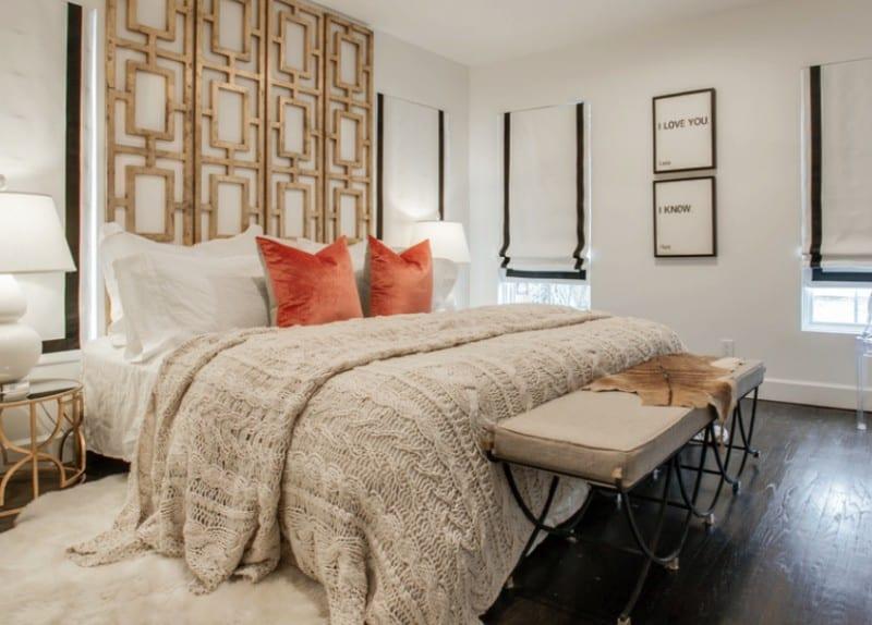 cable knit bedding - freshome.com