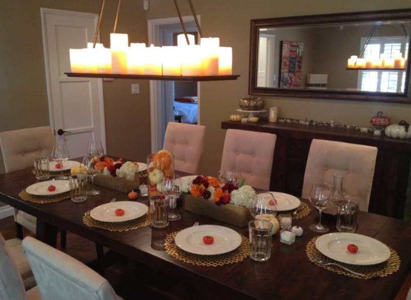 dining table setting ideas - freshome.com