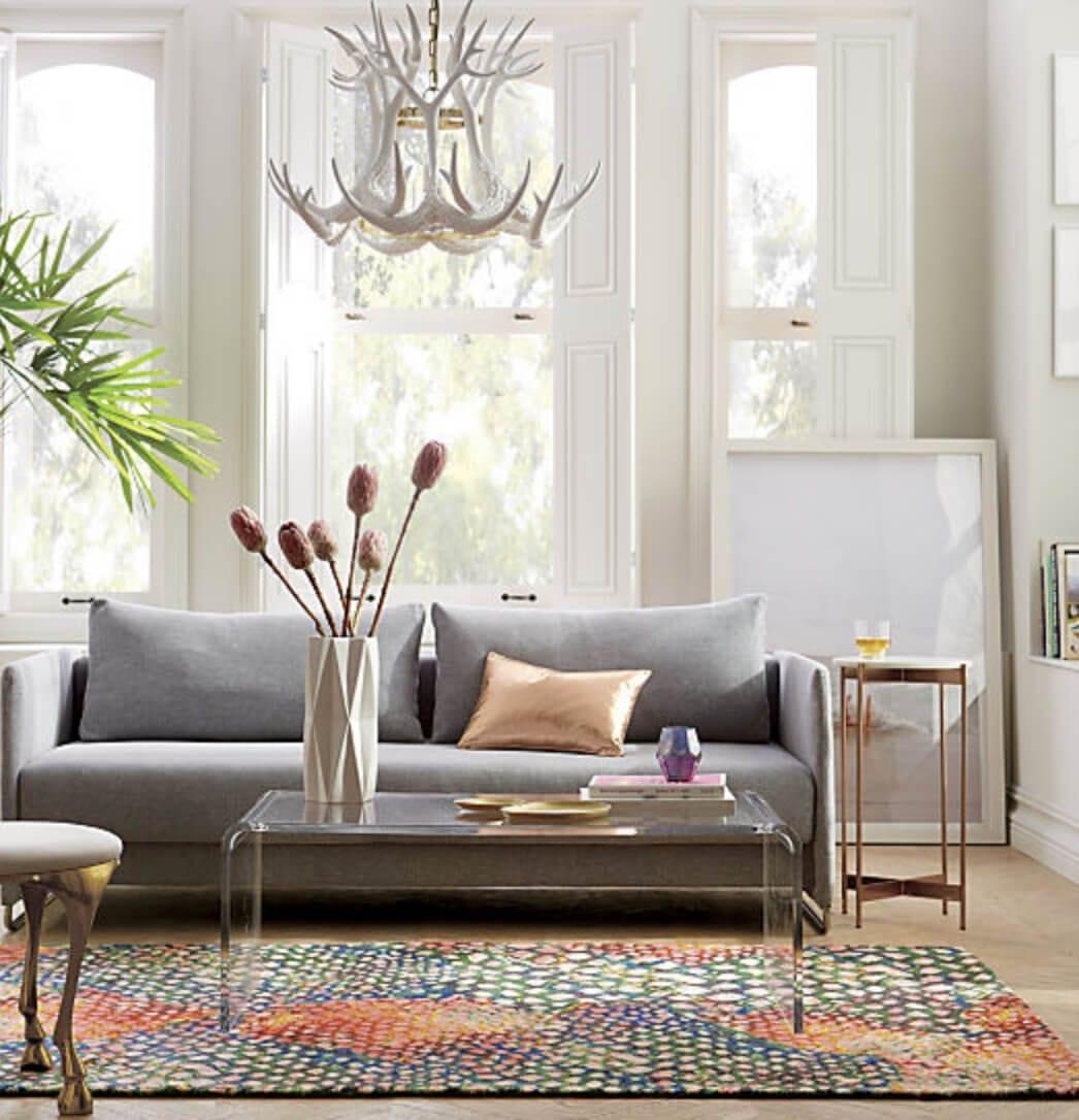 Short Term Rental Sofa