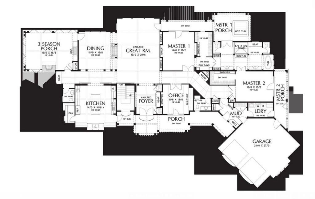 choosing a floor plan how to read