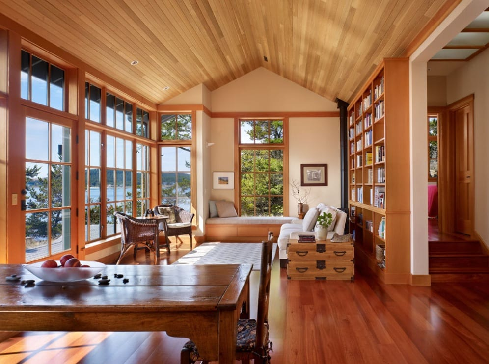 choosing a floor plan wall of windows
