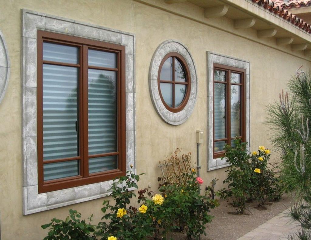 choosing windows circular square