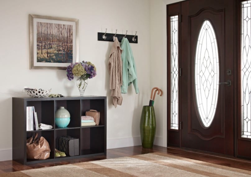 how to declutter a small space