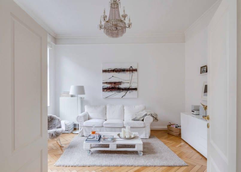 pallet furniture ideas for scandinavian modern rooms - freshome.com