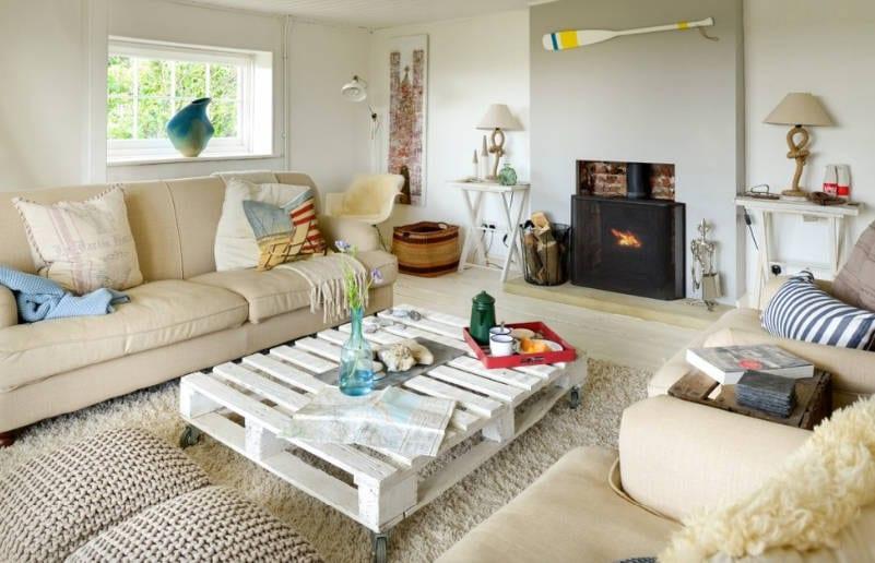 how to make pallet furniture - freshome.com