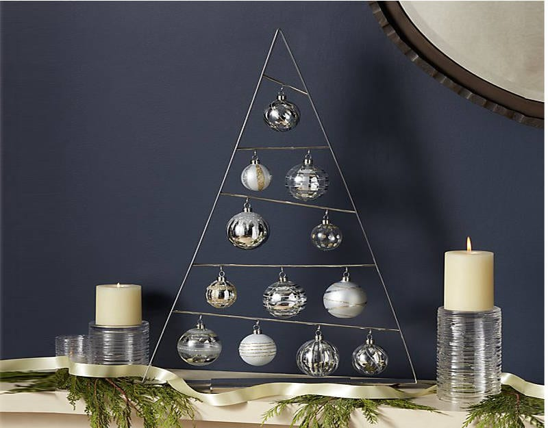 small space christmas trees - freshome.com