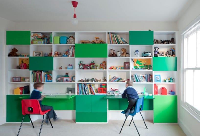 wall unit home office ideas - freshome.com