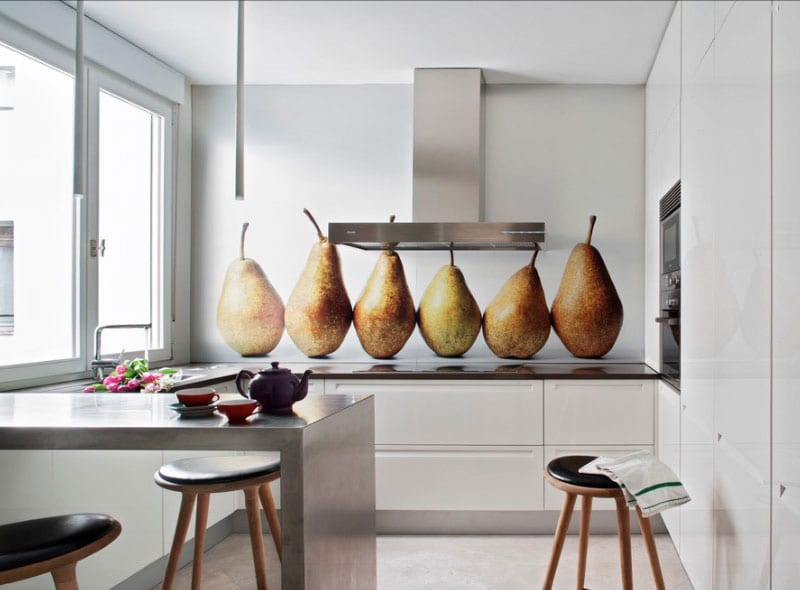 20 Genius Small Kitchen Decorating Ideas