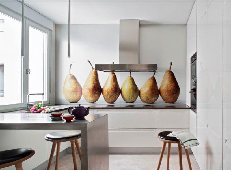 20 Genius Small-Kitchen Decorating Ideas