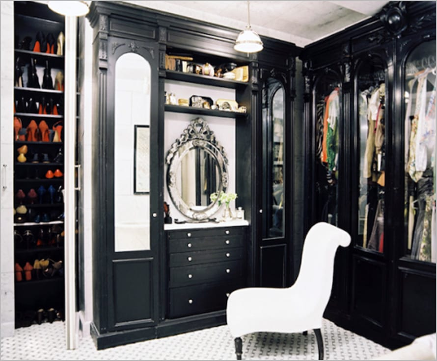 design home - closets