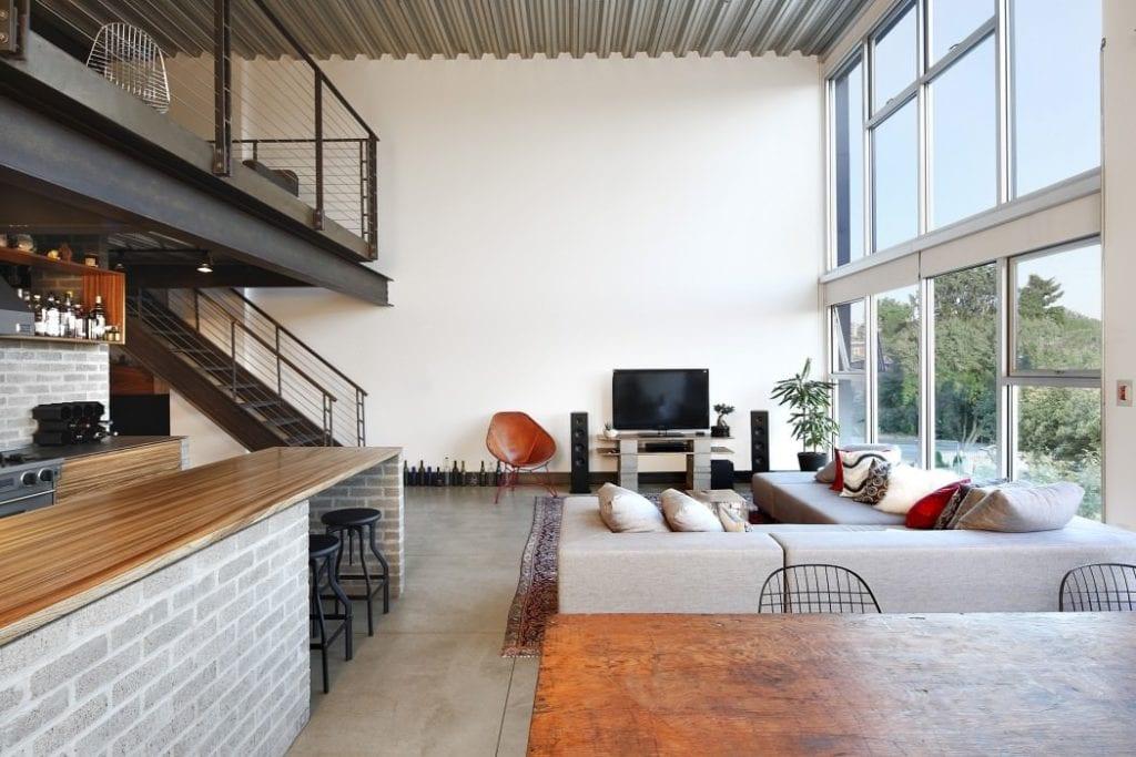 design modern loft