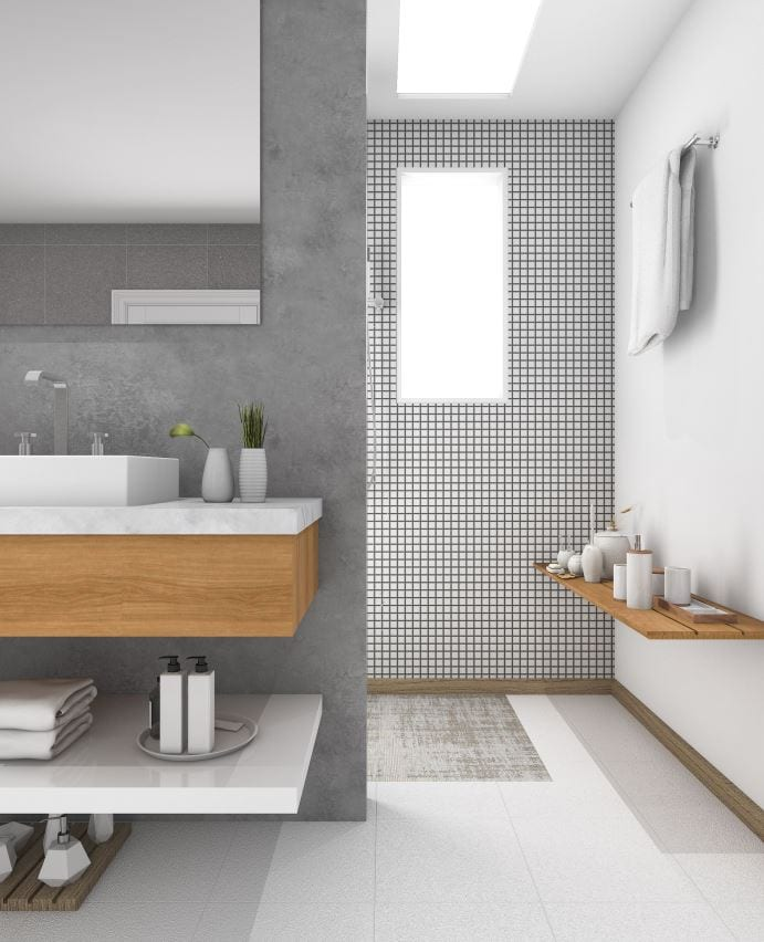 What Is A Transitional Bathroom And How Can You Get This Look