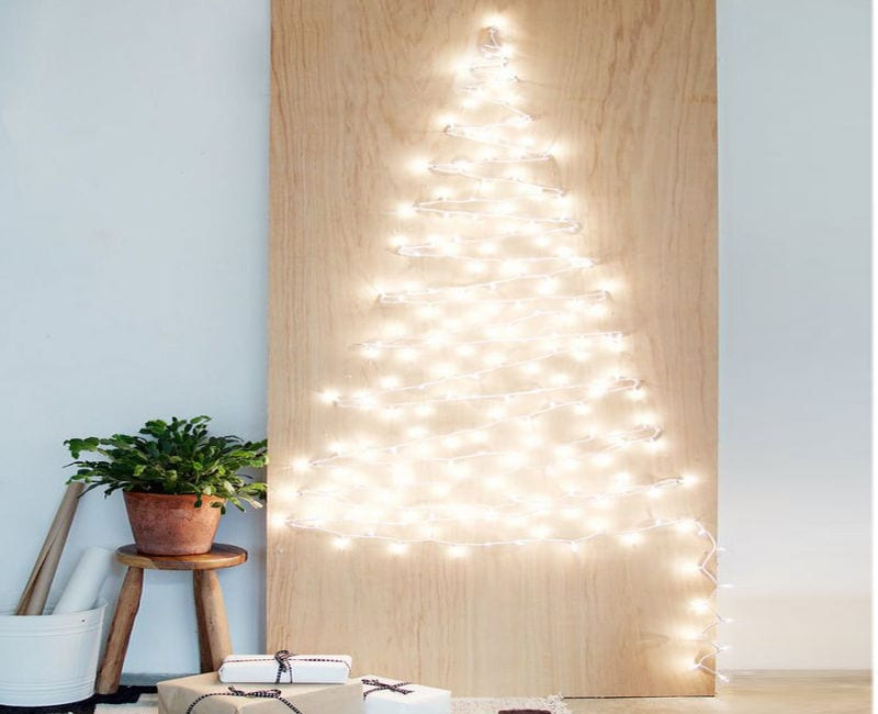 DIY Christmas tree ideas - freshome.com