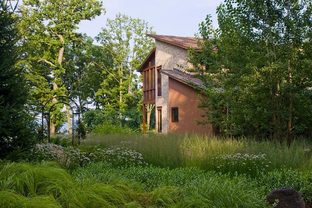 exterior ideas rustic landscaping