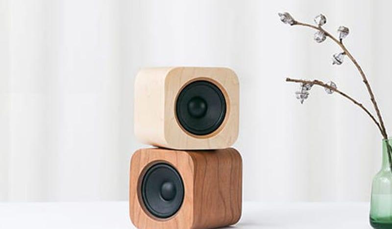 mid century modern speakers - freshome.com