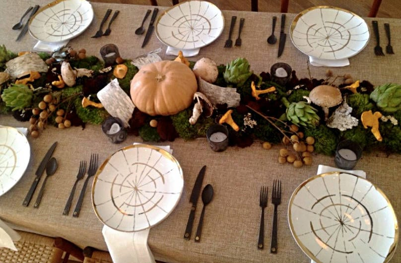 best thanksgiving table decorating ideas - freshome.com