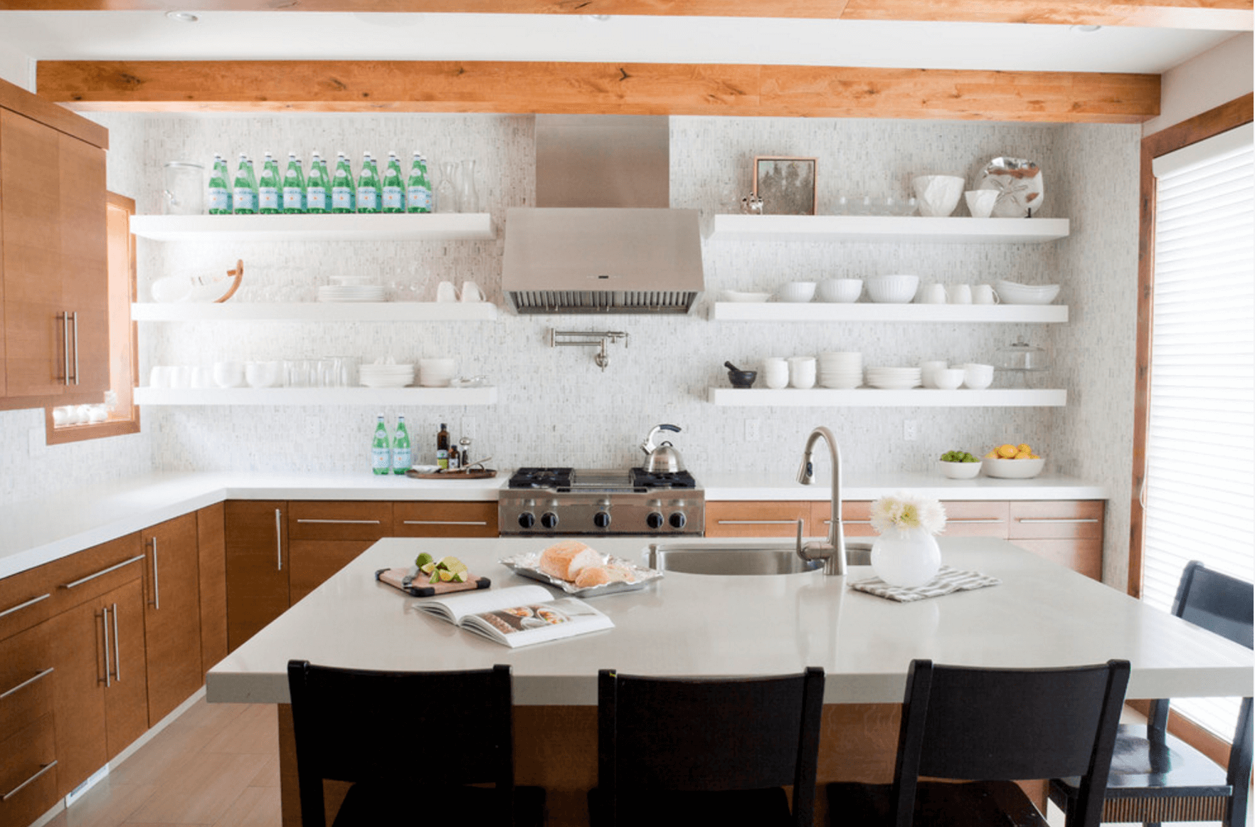 How To Achieve And Love Open Shelving In Your Kitchen,Price Tops Gold Earrings Designs For Daily Use