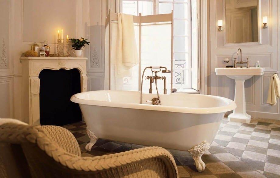 freshome relaxing bathroom