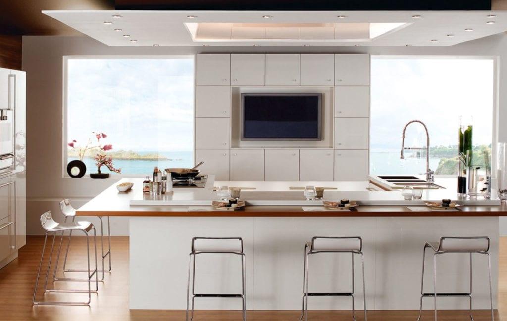 freshome relaxing kitchen