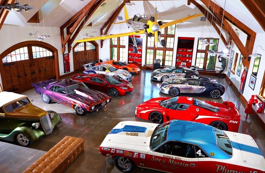garage decluttering ideas