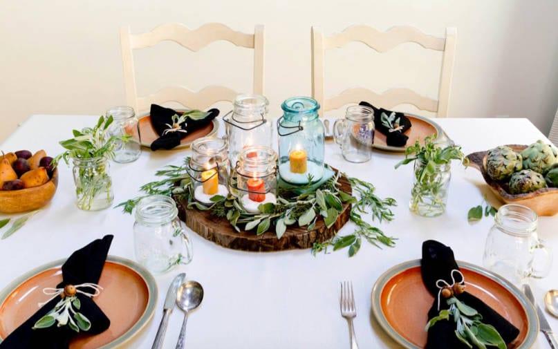 thanksgiving centerpiece ideas - freshome.com