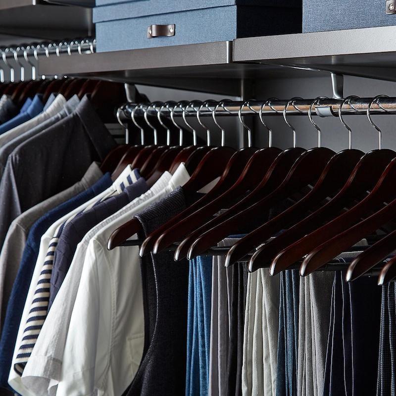 guest bedroom essentials - hangers