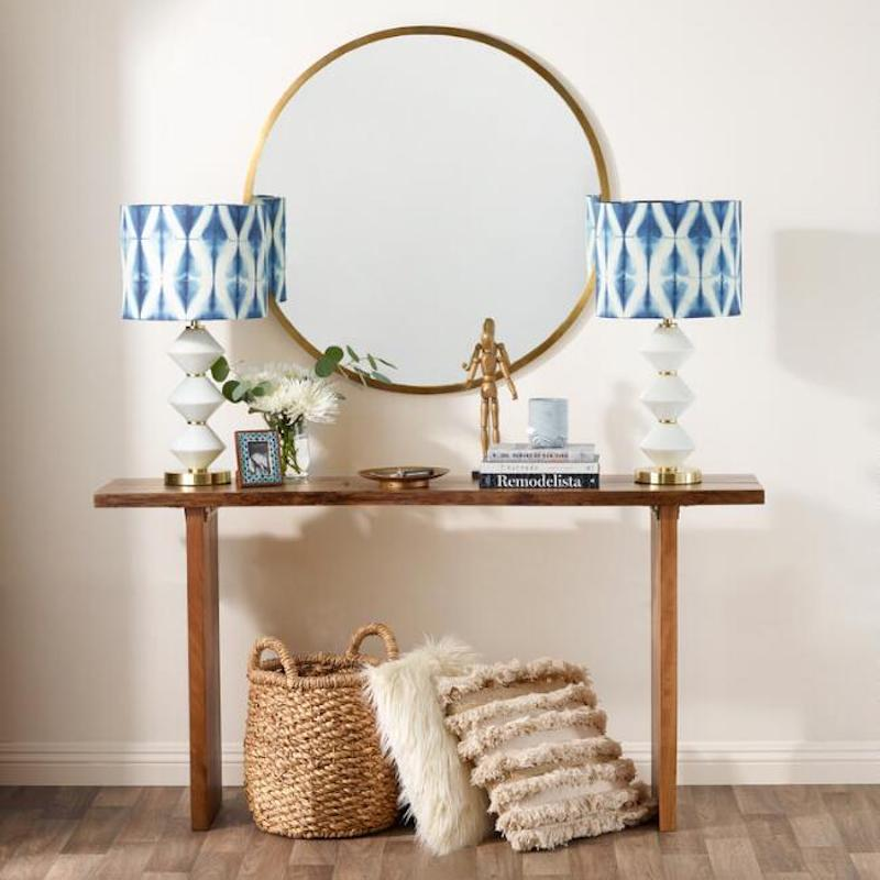 guest bedroom essentials - mirror