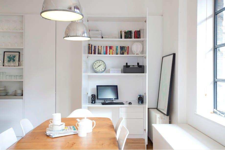 hidden storage office