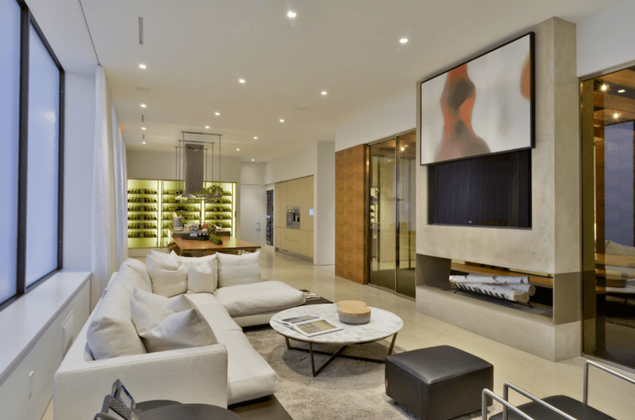 15 Rooms With Cleverly Hidden Tvs