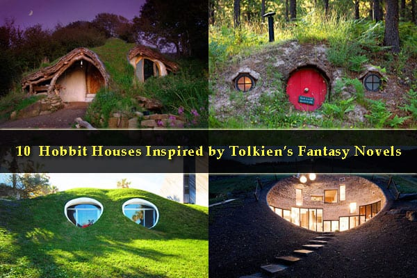 10 Bewitching Hobbit Houses Seemengly Inspired By Tolkien S Fantasy Novels