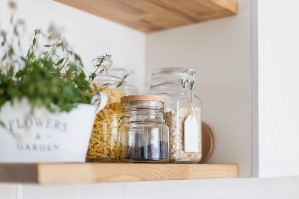 home emergency kit - pantry