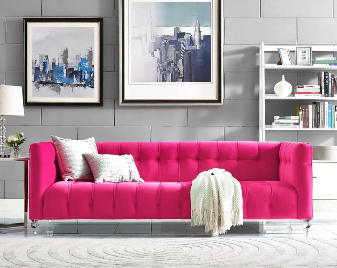 12 Dreamy Velvet Sofas You Ll Love