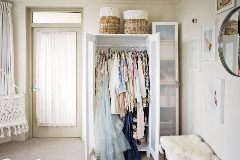 tiny closet ideas - freshome.com