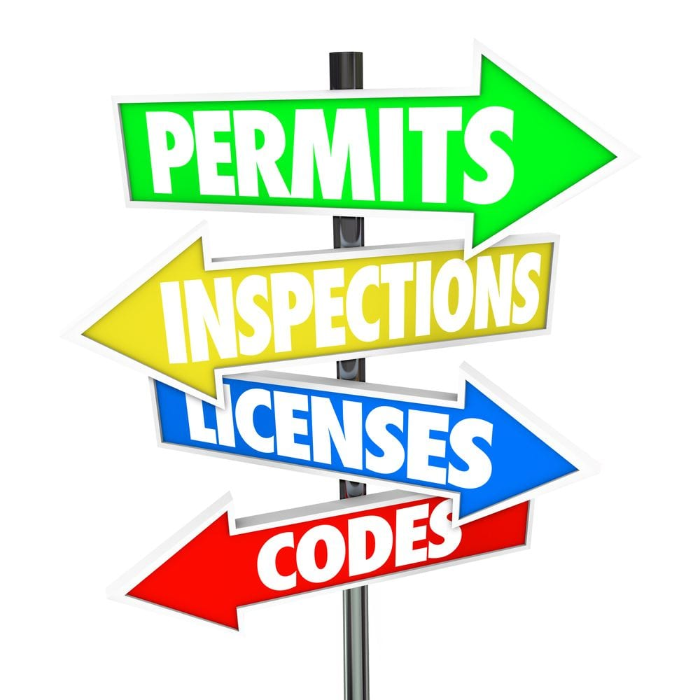It's not your job to pull permits.