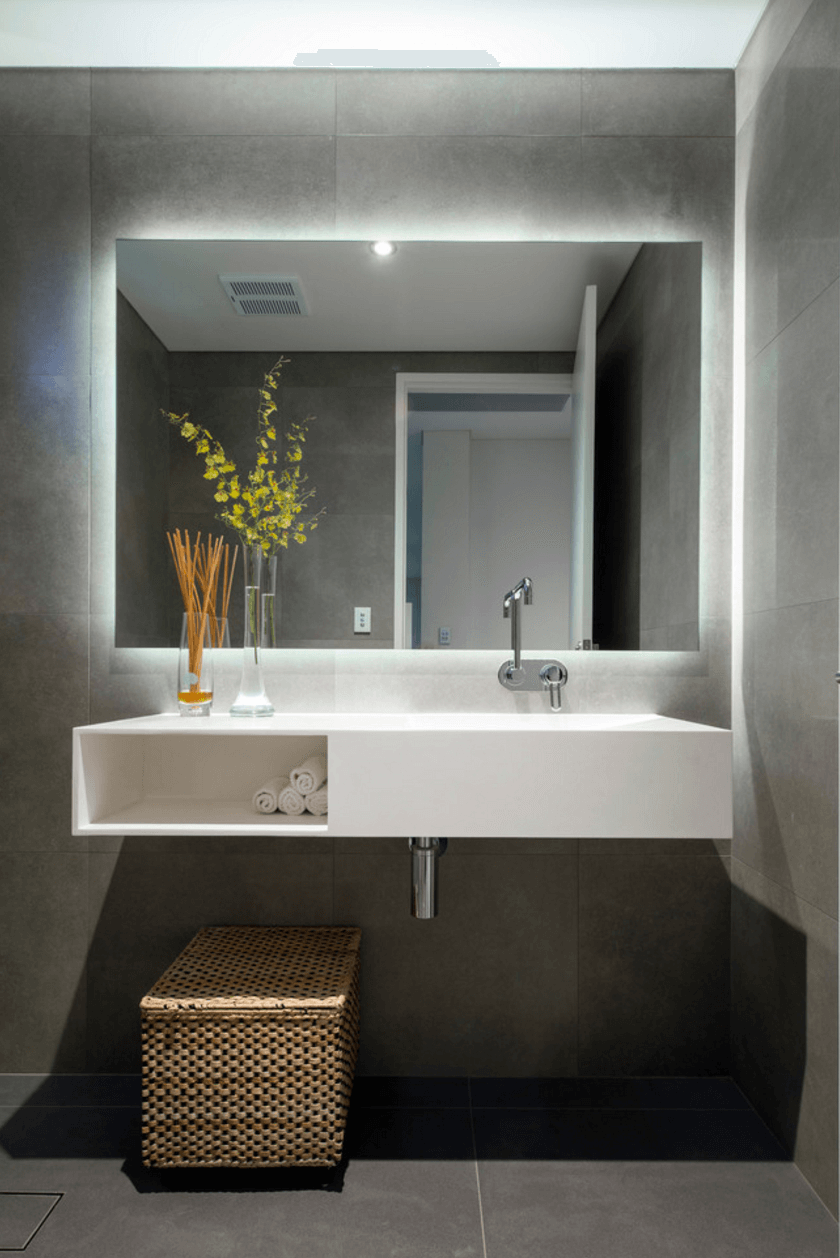 22 Bathroom Mirror Ideas to Reflect Your Style