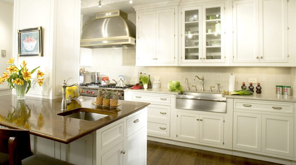 design home kitchen placement